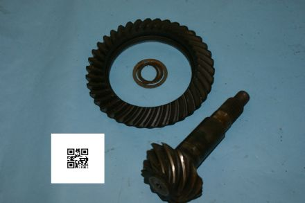 1990 Corvette ZR1 Ring & Pinion, Dana 44, 38:11, 3.36:1, Used Fair